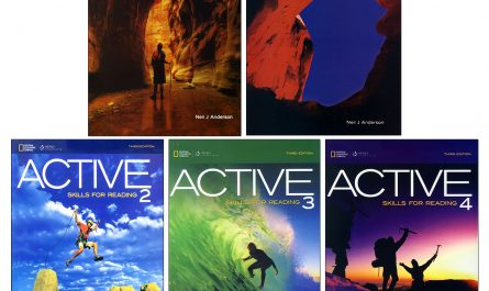 Active Reading Third Edition