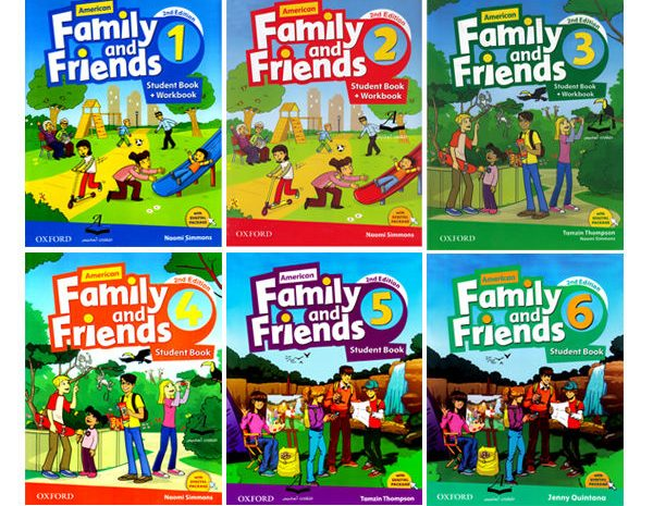 American Family and Friends Second Edition Download
