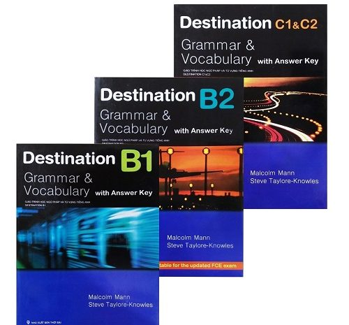 Destination Grammar and Vocabulary PDF Download