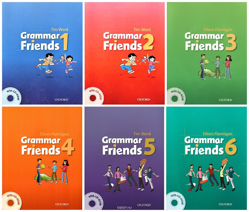 Grammar Friends PDF Books Free Download