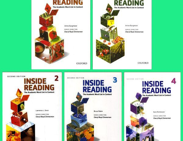 Inside Reading Second Edition PDF Books and Audio Files