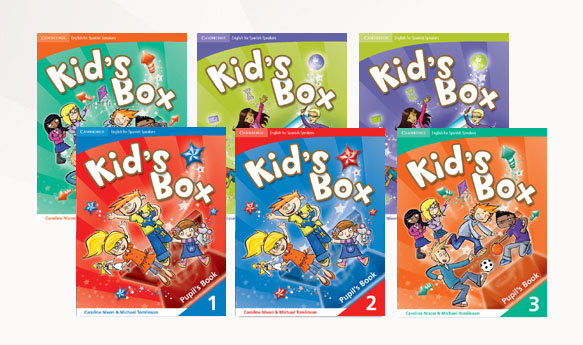 Kid's Box Second Edition Pupil , Activity and Teacher Books