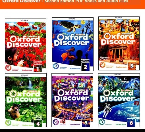 Oxford Discover Second Edition Download