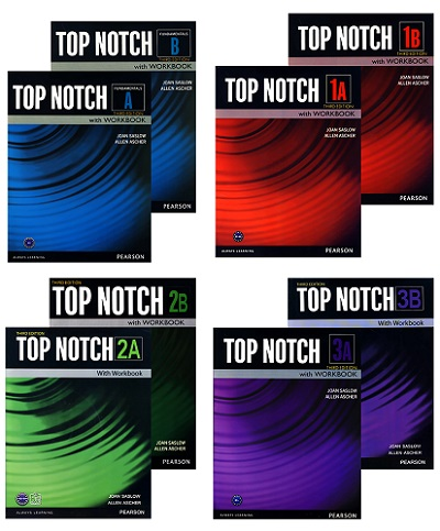 Top Notch Third Edition Download