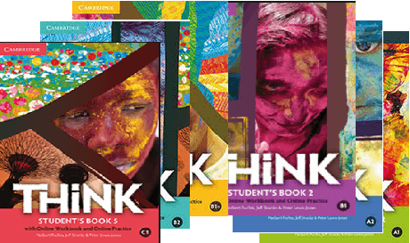 Think Student and Teacher PDF Books