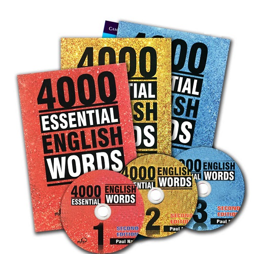 4000 essential words second edition