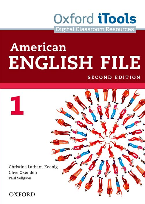 American English File 1 Second Edition iTools Download