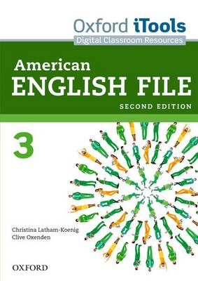 American English File 3 Second Edition iTools