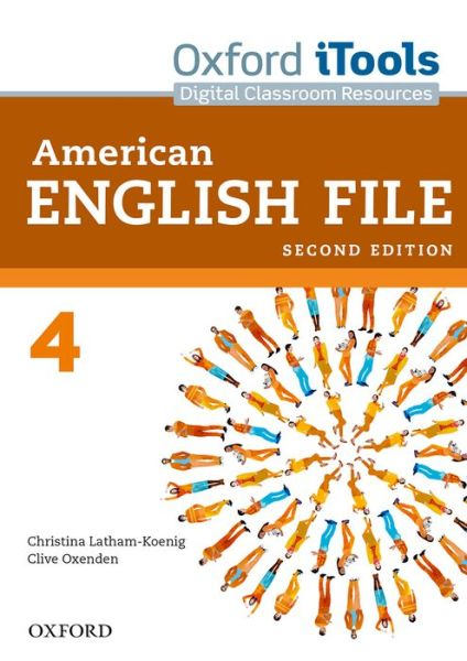American English File 4 Second Edition iTools