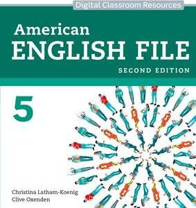 American English File 5 Second Edition iTools Download