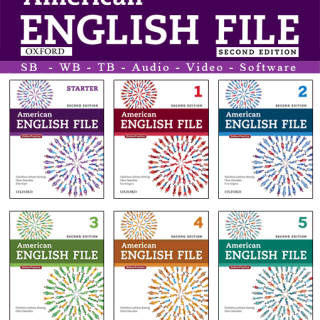 American English File Second Edition Download