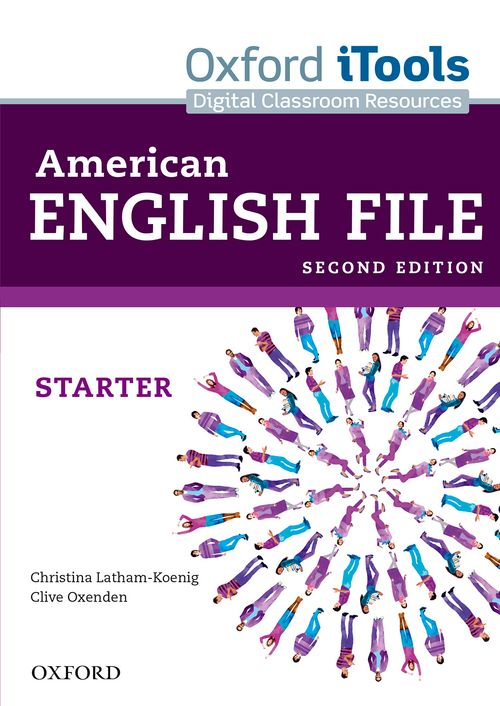 American English File Starter Second Edition iTools
