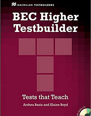 BEC Higher Testbuilder PDF and Audio Files
