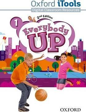 Everybody Up 1 Second Edition iTools