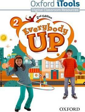 Everybody Up 2 Second Edition iTools