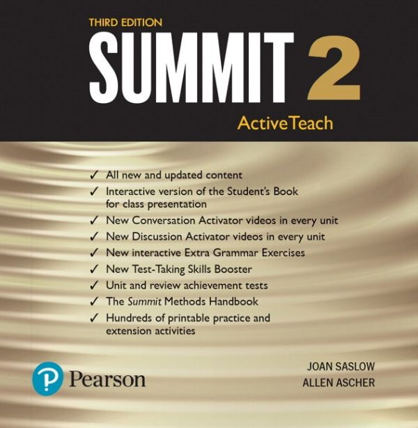 Summit 2 Active Teach