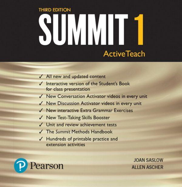 summit 1 Active Teach