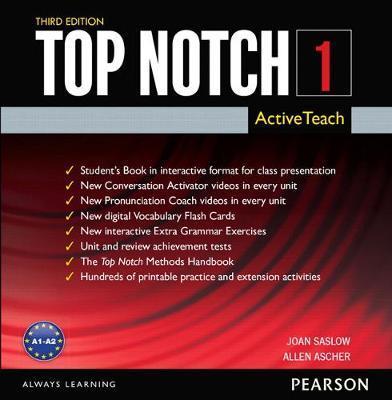 Top Notch 1 Active Teach