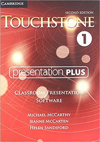 Touchstone 1 Presentation Plus