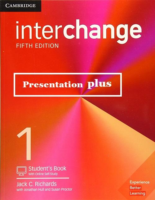 interchange 1 presentation plus