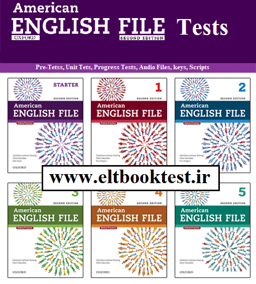 American English File Second Edition Free Download