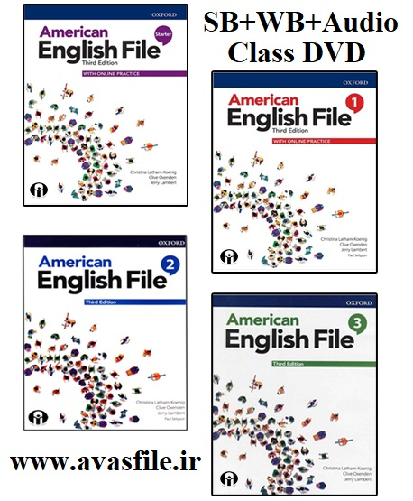American English File 3rd Edition Free Download