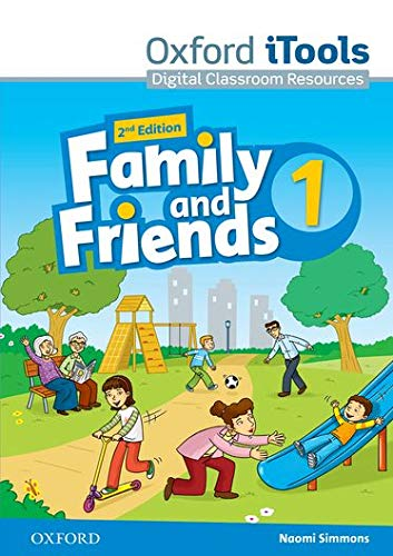 American Family and Friends 1 second edition iTools