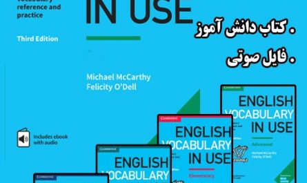 English Vocabulary In Use third edition