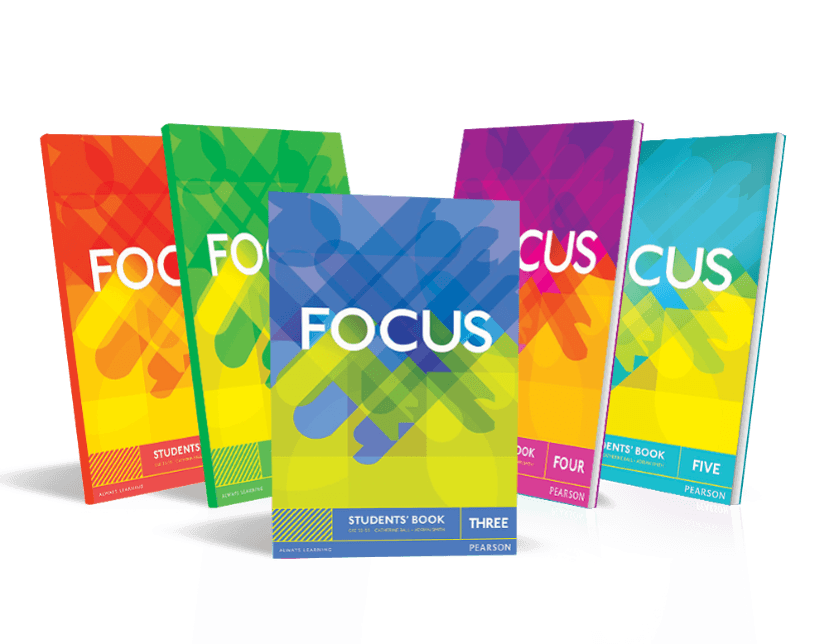 Focus Student and Teacher PDF Books Free Download