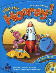 Hip Hip Hooray 2 Active Teach Second Edition