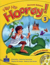 Hip Hip Hooray 3 Active Teach Second Edition