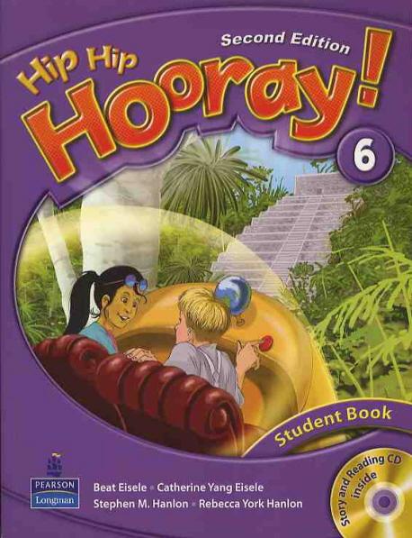 Hip Hip Hooray 6 Active Teach Second Edition