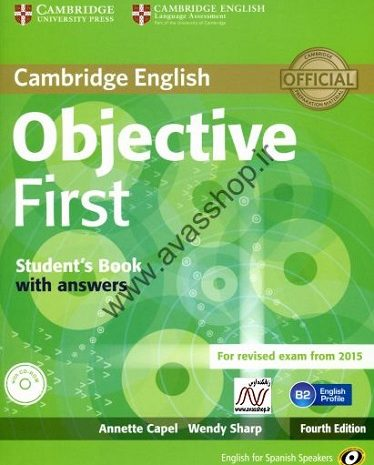 Objective First Fourth Edition Download