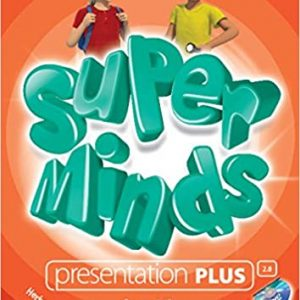 Super Mind 4 Presentation Plus