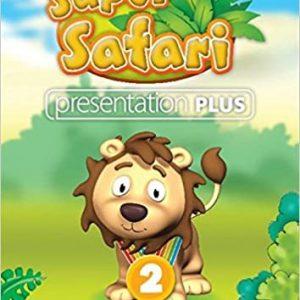 Super Safari 2 British English Presentation Plus