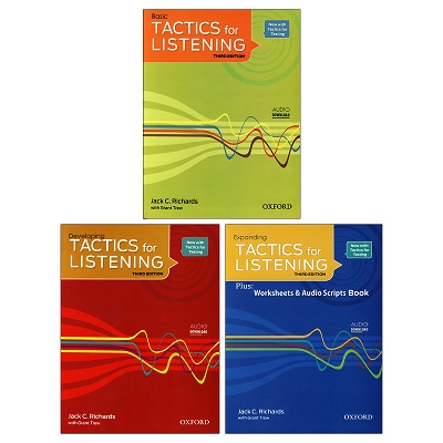Tactics for Listening Third Edition Download