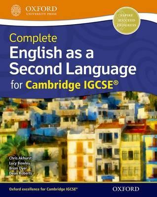 Complete English as a Second Language for Cambridge