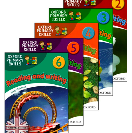 Oxford Primary Skills Reading and Writing Free Download