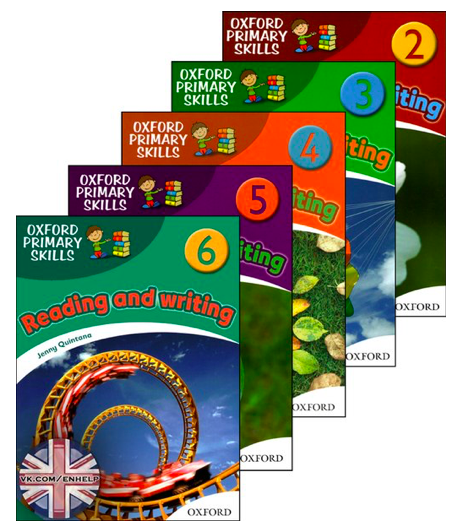 Oxford Primary Skills Reading and Writing