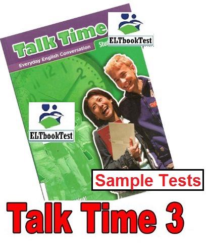Talk Time 3