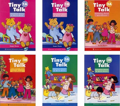 Tiny Talk PDF and Audio Files Download