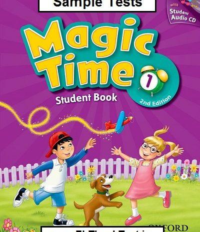 Magic Time 1 Sample Tests