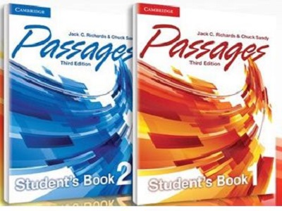 Passages Third Edition Sample Tests