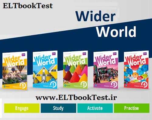 Wider World Student and Work PDF Books