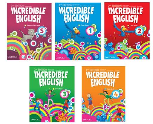 Incredible English PDF Books Download